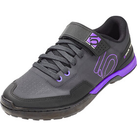 adidas Five Ten Kestrel Lace Shoes Women core black/purple/carbon